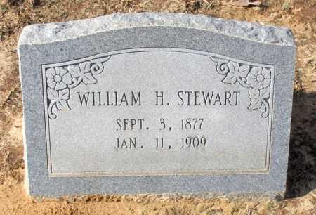 STEWART, WILLIAM H. - Cass County, Texas | WILLIAM H. STEWART - Texas Gravestone Photos