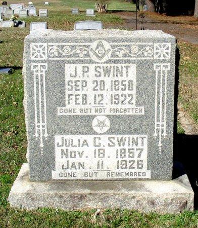 SWINT, JULIA CLIFFORD  - Cass County, Texas   JULIA CLIFFORD  SWINT - Texas Gravestone Photos