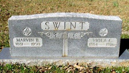 CARTER SWINT, VIOLA  - Cass County, Texas | VIOLA  CARTER SWINT - Texas Gravestone Photos