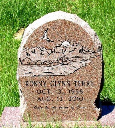 TERRY, RONNY GLYNN - Cass County, Texas | RONNY GLYNN TERRY - Texas Gravestone Photos