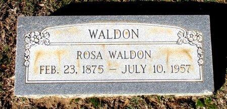 WALDON, ROSA   - Cass County, Texas | ROSA   WALDON - Texas Gravestone Photos