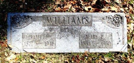 WILLIAMS, SAMUEL  - Cass County, Texas   SAMUEL  WILLIAMS - Texas Gravestone Photos
