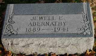 ABERNATHY, JEWELL ERNEST - Collin County, Texas | JEWELL ERNEST ABERNATHY - Texas Gravestone Photos
