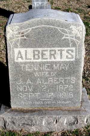 ALBERTS, TENNIE MAY - Collin County, Texas | TENNIE MAY ALBERTS - Texas Gravestone Photos