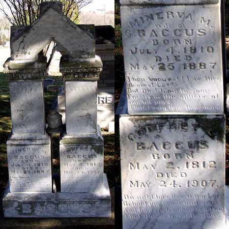 BACCUS, MINERVA M. - Collin County, Texas | MINERVA M. BACCUS - Texas Gravestone Photos