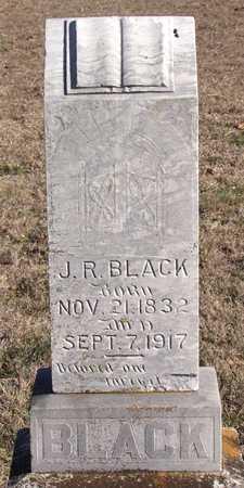 BLACK, J. R. - Collin County, Texas | J. R. BLACK - Texas Gravestone Photos