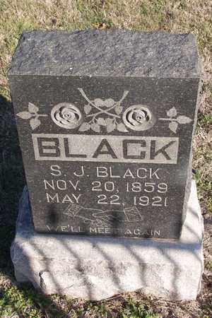 BLACK, S. J. - Collin County, Texas   S. J. BLACK - Texas Gravestone Photos