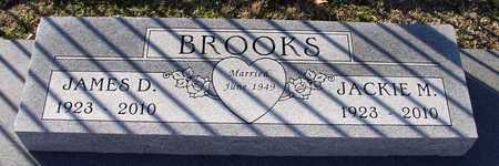 BROOKS, JAMES D. - Collin County, Texas | JAMES D. BROOKS - Texas Gravestone Photos