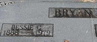 BRYAN, BESSIE - Collin County, Texas | BESSIE BRYAN - Texas Gravestone Photos