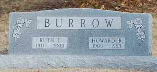 BURROW, RUTH - Collin County, Texas | RUTH BURROW - Texas Gravestone Photos