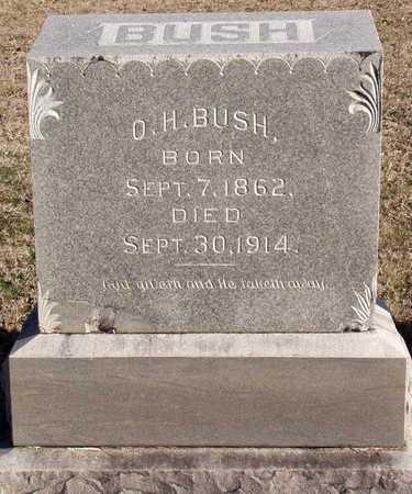 BUSH, O. H. - Collin County, Texas | O. H. BUSH - Texas Gravestone Photos