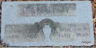 CANNEDY, WILLIAM HENRY - Collin County, Texas | WILLIAM HENRY CANNEDY - Texas Gravestone Photos
