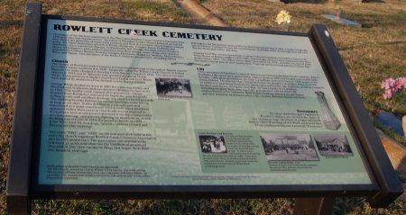 INFORMATION,  - Collin County, Texas |  INFORMATION - Texas Gravestone Photos