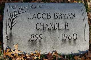 CHANDLER, JACOB BRYAN - Collin County, Texas | JACOB BRYAN CHANDLER - Texas Gravestone Photos
