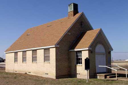 *CHURCH, ROWLETT CREEK BAPTIST - Collin County, Texas | ROWLETT CREEK BAPTIST *CHURCH - Texas Gravestone Photos