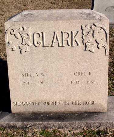 CLARK, OREL R. - Collin County, Texas | OREL R. CLARK - Texas Gravestone Photos