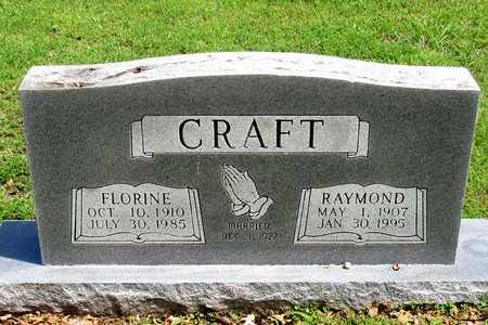 CRAFT, RAYMOND - Collin County, Texas | RAYMOND CRAFT - Texas Gravestone Photos