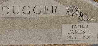 DUGGER, JAMES LEE - Collin County, Texas | JAMES LEE DUGGER - Texas Gravestone Photos
