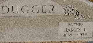 DUGGER, JAMES LEE - Collin County, Texas | JAMES LEE DUGGER - Texas Gravestone Photos