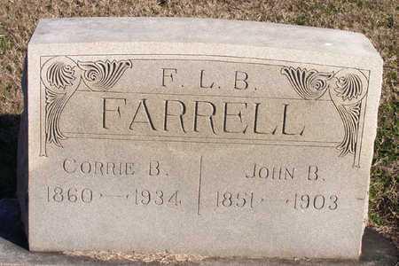 FARRELL, JOHN B. - Collin County, Texas | JOHN B. FARRELL - Texas Gravestone Photos