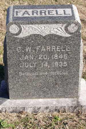 FARRELL, CEPHUS WILLIAM - Collin County, Texas | CEPHUS WILLIAM FARRELL - Texas Gravestone Photos