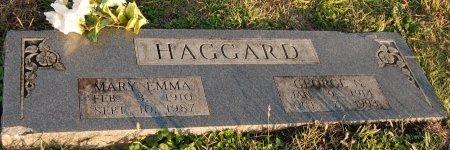 HAGGARD, GEORGE NATHAN - Collin County, Texas   GEORGE NATHAN HAGGARD - Texas Gravestone Photos