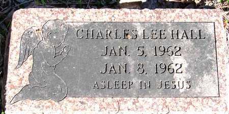 HALL, CHARLES LEE - Collin County, Texas   CHARLES LEE HALL - Texas Gravestone Photos