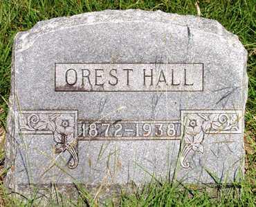 HALL, OREST - Collin County, Texas | OREST HALL - Texas Gravestone Photos