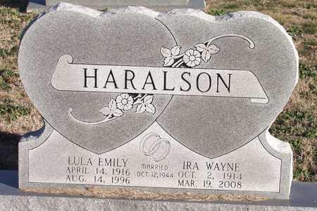 HARALSON, IRA WAYNE - Collin County, Texas | IRA WAYNE HARALSON - Texas Gravestone Photos