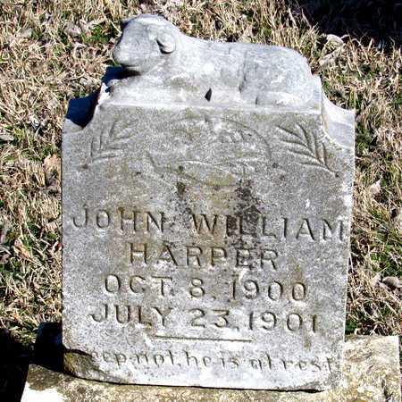 HARPER, JOHN WILLIAM - Collin County, Texas | JOHN WILLIAM HARPER - Texas Gravestone Photos