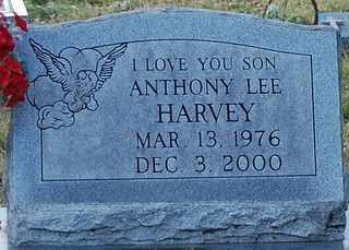 HARVEY, ANTHONY LEE - Collin County, Texas | ANTHONY LEE HARVEY - Texas Gravestone Photos