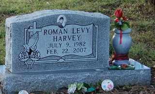 HARVEY, ROMAN LEVY - Collin County, Texas | ROMAN LEVY HARVEY - Texas Gravestone Photos