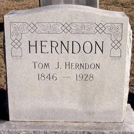 HERNDON, TOM J. - Collin County, Texas | TOM J. HERNDON - Texas Gravestone Photos