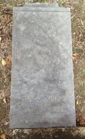 HOGGE, JR., ELI - Collin County, Texas | ELI HOGGE, JR. - Texas Gravestone Photos