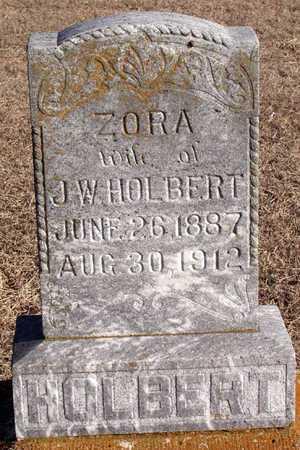 HOLBERT, ZORA - Collin County, Texas | ZORA HOLBERT - Texas Gravestone Photos