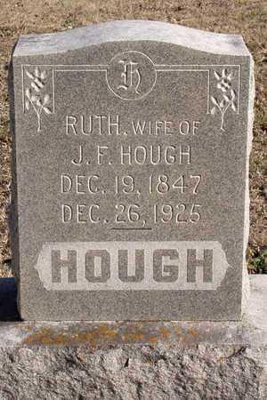 HOUGH, RUTH - Collin County, Texas   RUTH HOUGH - Texas Gravestone Photos