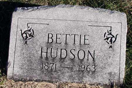 HUDSON, BETTIE - Collin County, Texas   BETTIE HUDSON - Texas Gravestone Photos