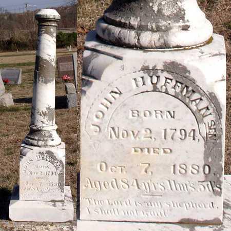 HUFFMAN SEN., JOHN - Collin County, Texas   JOHN HUFFMAN SEN. - Texas Gravestone Photos