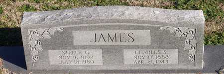 JAMES, CHARLES S. - Collin County, Texas | CHARLES S. JAMES - Texas Gravestone Photos