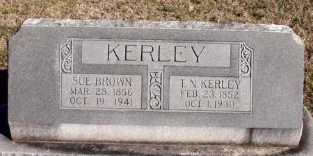 KERLEY, T. N. - Collin County, Texas | T. N. KERLEY - Texas Gravestone Photos