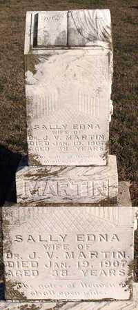 MARTIN, SALLY EDNA - Collin County, Texas | SALLY EDNA MARTIN - Texas Gravestone Photos