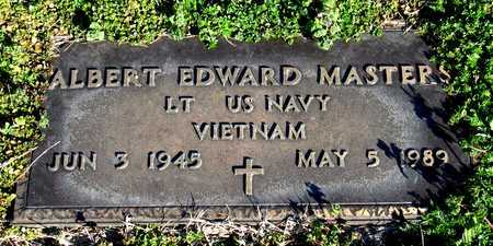 MASTERS (VETERAN VIET), ALBERT EDWARD - Collin County, Texas | ALBERT EDWARD MASTERS (VETERAN VIET) - Texas Gravestone Photos
