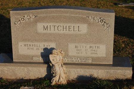 MORGAN MITCHELL, BETTY RUTH - Collin County, Texas | BETTY RUTH MORGAN MITCHELL - Texas Gravestone Photos