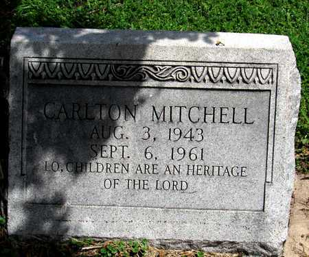 MITCHELL, CARLTON - Collin County, Texas | CARLTON MITCHELL - Texas Gravestone Photos