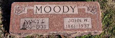 MOODY, JOHN W. - Collin County, Texas   JOHN W. MOODY - Texas Gravestone Photos