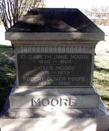 MOORE, ROBERT OLIVER - Collin County, Texas | ROBERT OLIVER MOORE - Texas Gravestone Photos