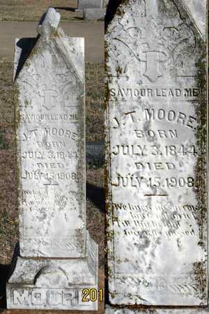MOORE, J. T. - Collin County, Texas | J. T. MOORE - Texas Gravestone Photos
