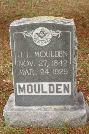 MOULDEN, J. L. - Collin County, Texas | J. L. MOULDEN - Texas Gravestone Photos