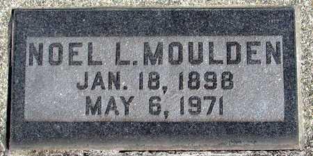 MOULDEN, NOEL L. - Collin County, Texas   NOEL L. MOULDEN - Texas Gravestone Photos