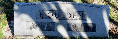 MOULDEN, WILLIAM T. - Collin County, Texas | WILLIAM T. MOULDEN - Texas Gravestone Photos